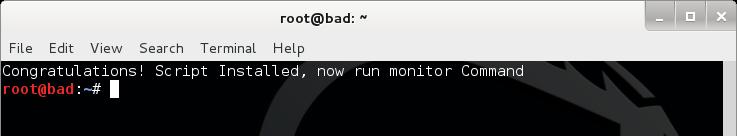 Как установить скрипт Linux