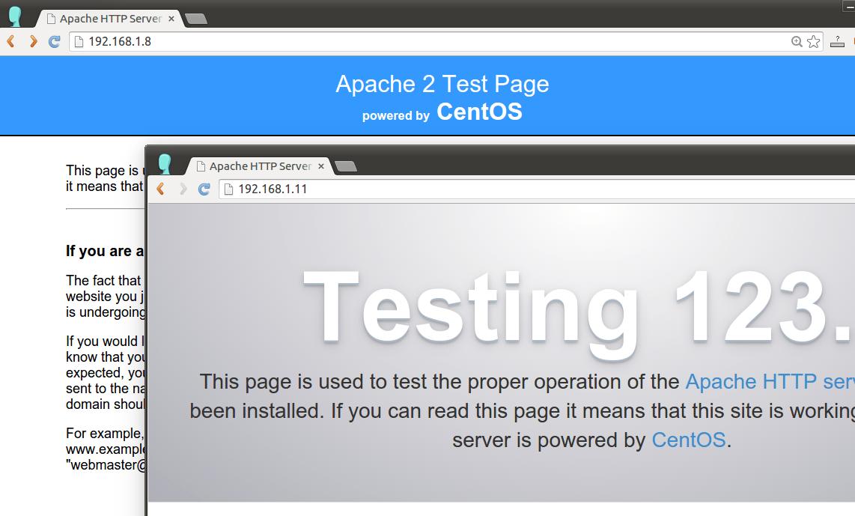 Как поставить на http