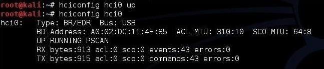 Основные инструменты Linux для работы с Bluetooth