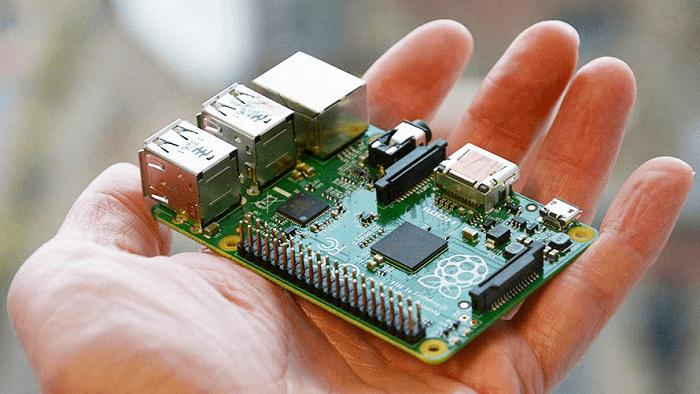 Raspberry Pi - Платформа для взлома