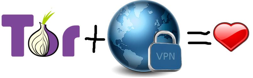 Совместное использование TOR и VPN