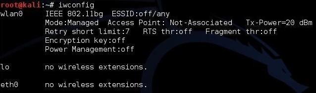 Взлом PIN-кода WPS для получения пароля с помощью Bully