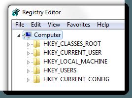Реестр Windows и язык c#