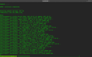 Драйверы NVIDIA в репозитории Кали Линукс