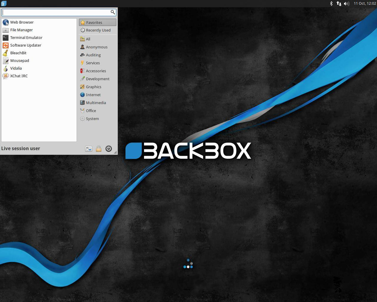 Ubuntu-based PenTest Linux Distribution: BackBox