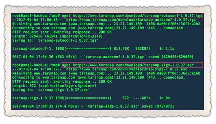 Как скомпилировать и установитьTarsnap на Ubuntu/Debian Linux