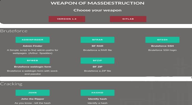 WMD - кибер-оружие массового поражения
