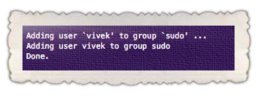 Как добавить нового пользователя на Ubuntu