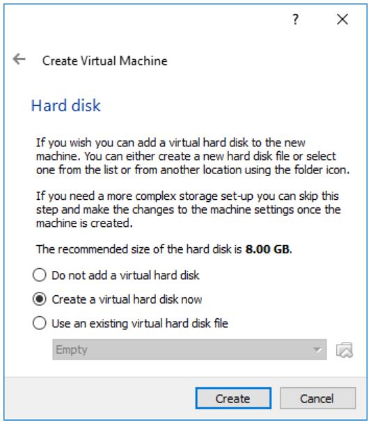Жесткий диск для Кали Линукс