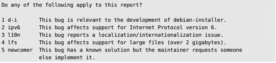 Подача грамотно составленного отчета об ошибке